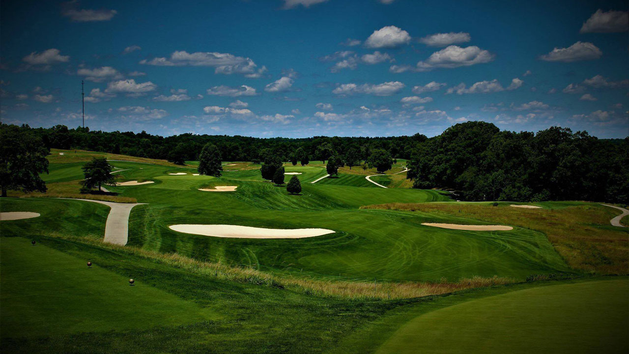 French Lick gold course